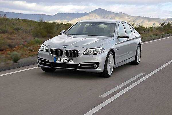 2018 2019 Bmw 5 Series In The New Sedan Wagon And Hatchback 5