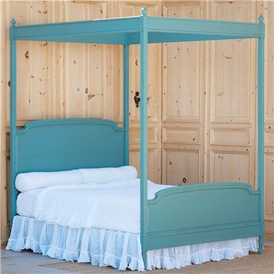 Office Everything Turquoise Four Poster Bed Four Poster Poster Bed Canopy Master bedroom redo july 2009