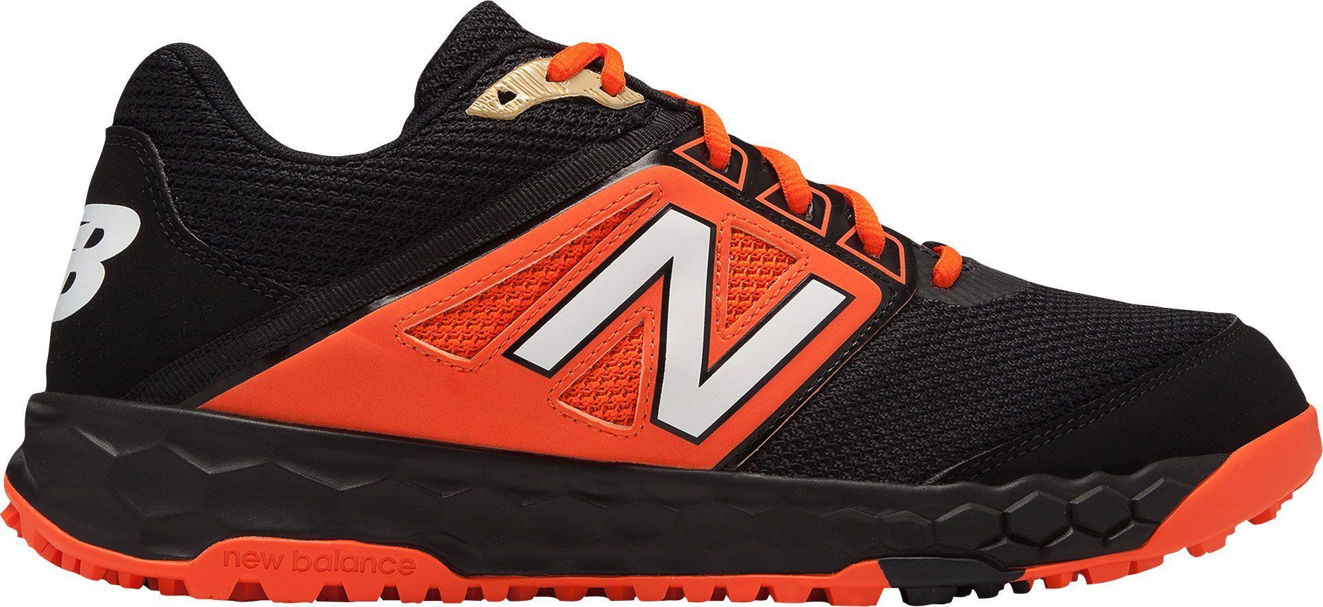 e06fbaeb8 New Balance Men's 3000 V4 Turf Baseball Cleats, Size: 5.0, Black in ...