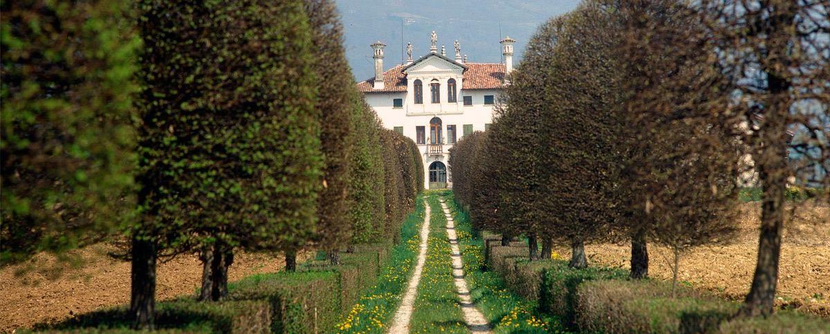 Cesiomaggiore Villa Tauro alle Centenere lungo la Via Claudia Augusta Altinate - Dolomites, province of Belluno, Veneto, Northern Italy