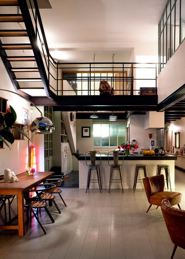 Ideas para decorar tu loft Dream home Pinterest Lofts