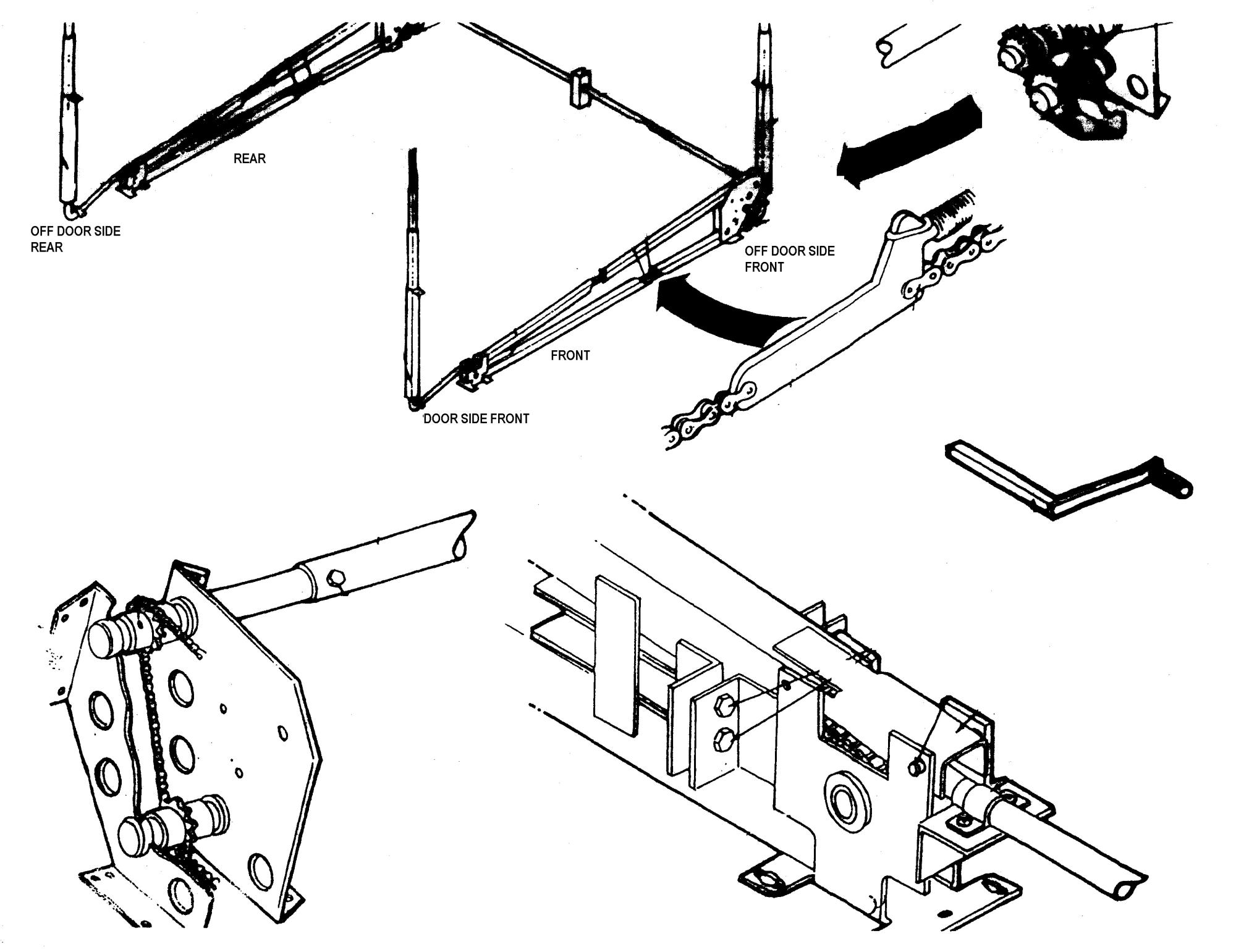 Image Result For Rockwood Pop Up Camper Lift System