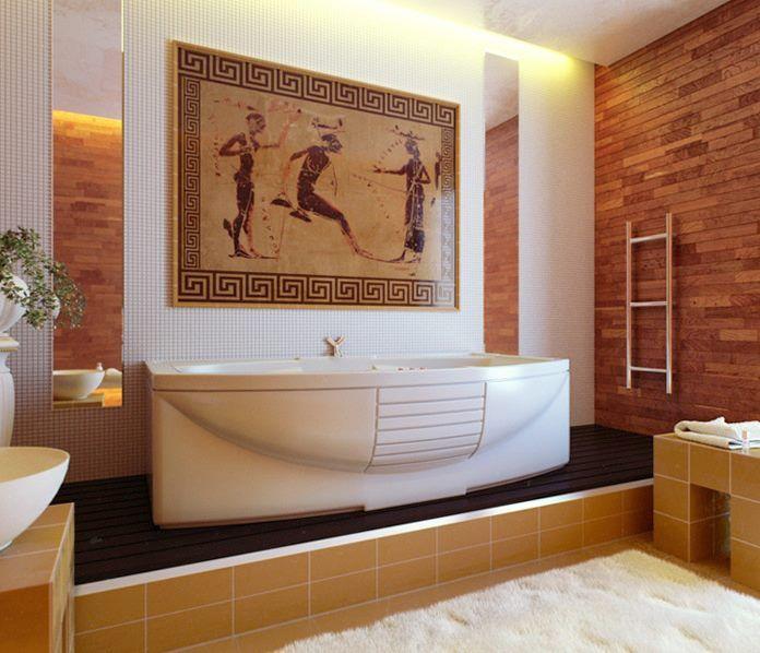 ... Design Small Bathroom Tile Ideas 936x1248 Illustrious Bathroom Design  Ideas Green Attractive Country Cottage Style Bathrooms Ideal Greek Bathroom  Style ...