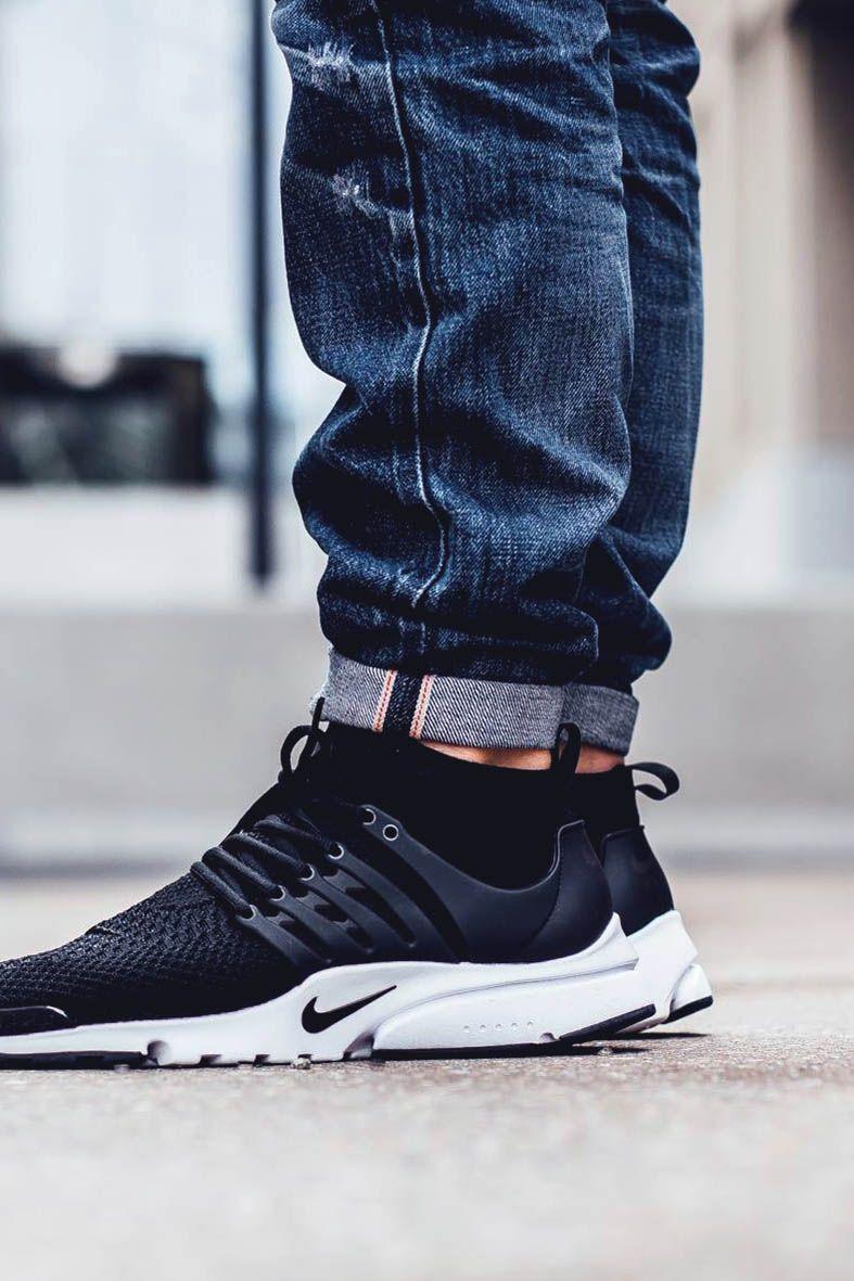 Nike Presto Flyknit Noir