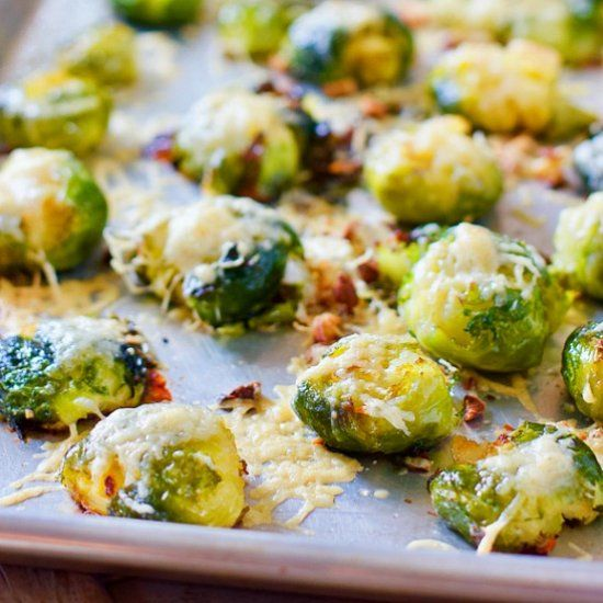 Keto Smashed Brussel Sprout Recipes