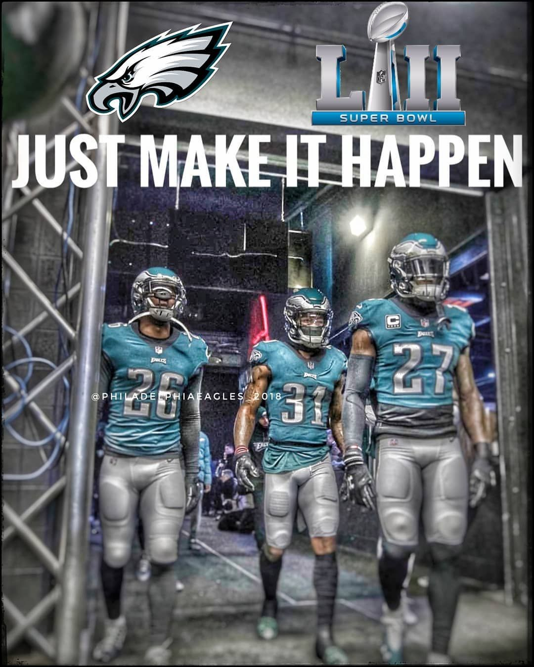 Whatever It Takes Just Make It Happen We Did It Philadelphiaeagles Super Philadelphia Eagles Football Philadelphia Eagles Wallpaper Philadelphia Eagles