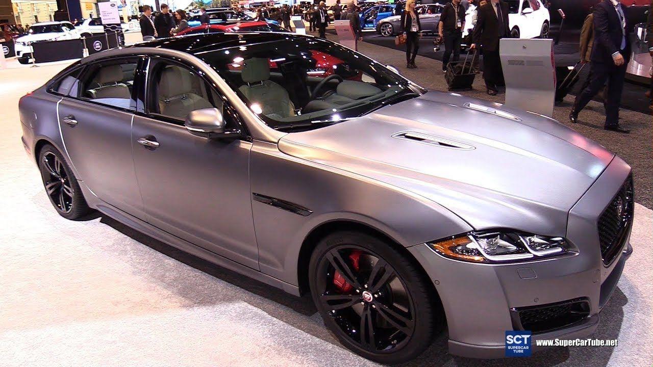 2018 Jaguar Xj R 575 Exterior And Interior Walkaround 2018 Chicago A Jaguar Xj Range Rover Supercharged Jaguar