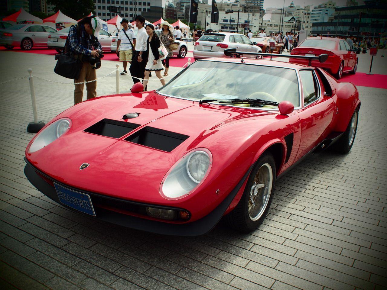 Lamborghini Miura Jota Svr Body Kits In The Crew Forums Miura