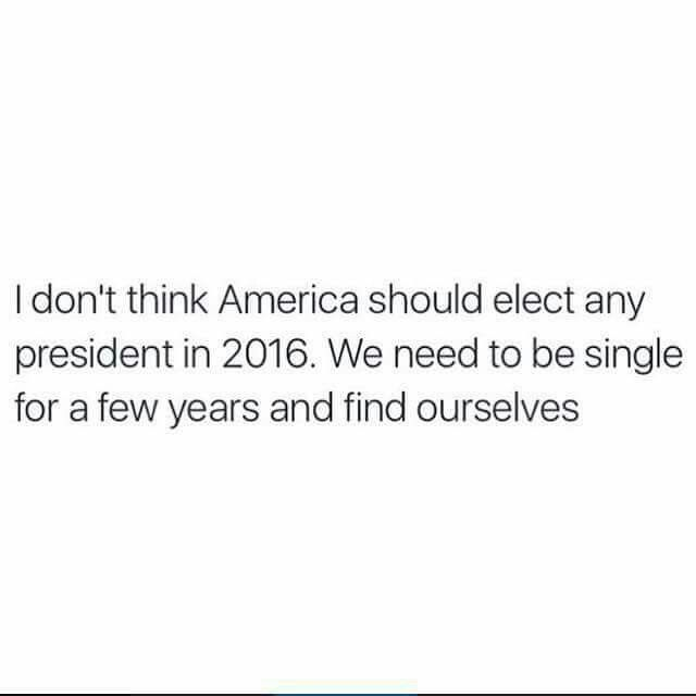 Let's do this America!
