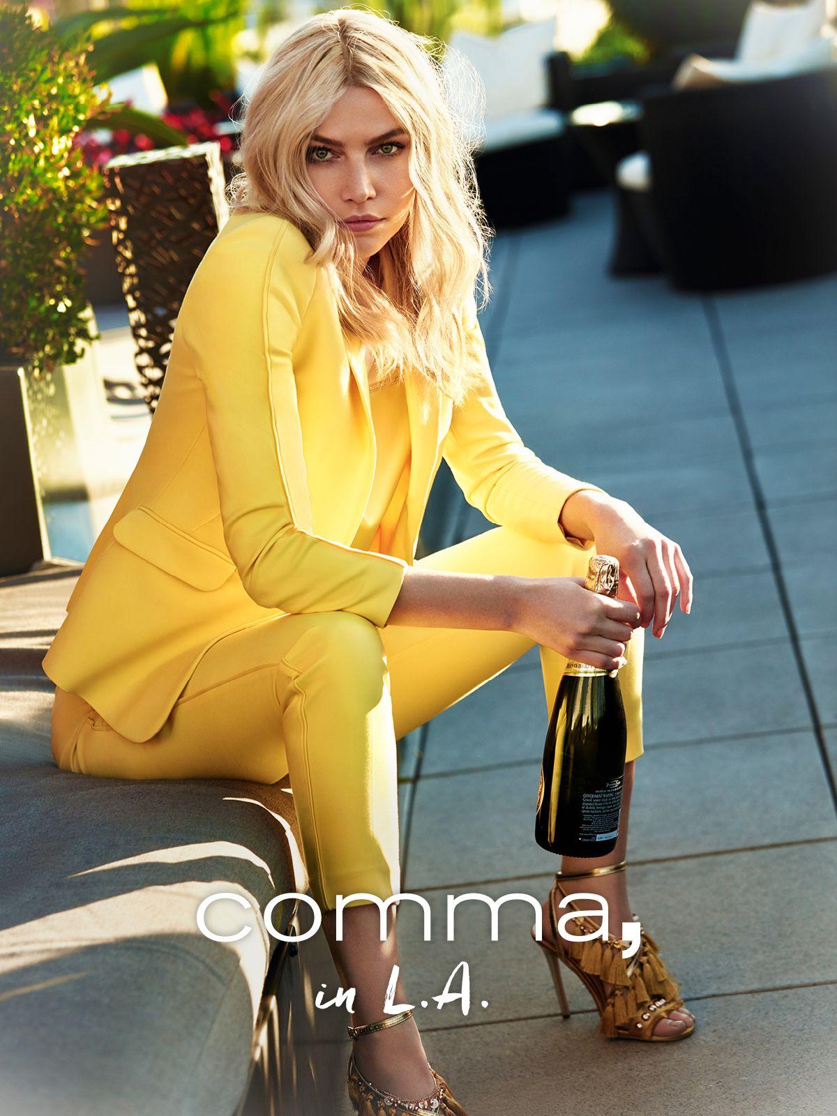 comma fashion | SpringSummer 2019 | comma in L.A.