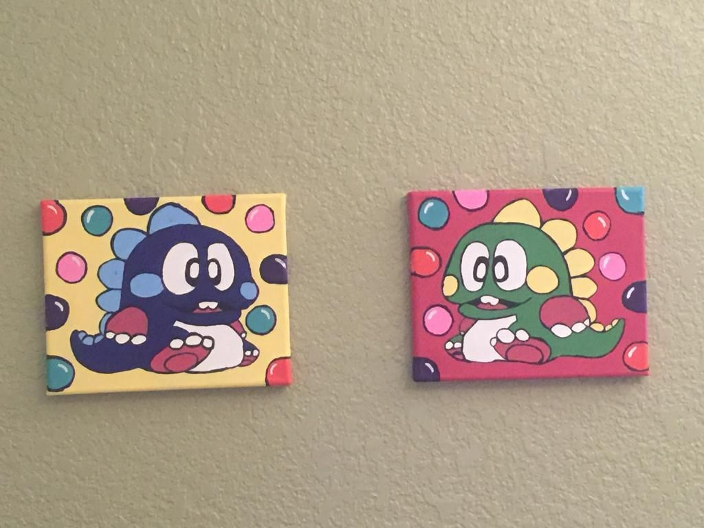 (Bubble Bobble) Art