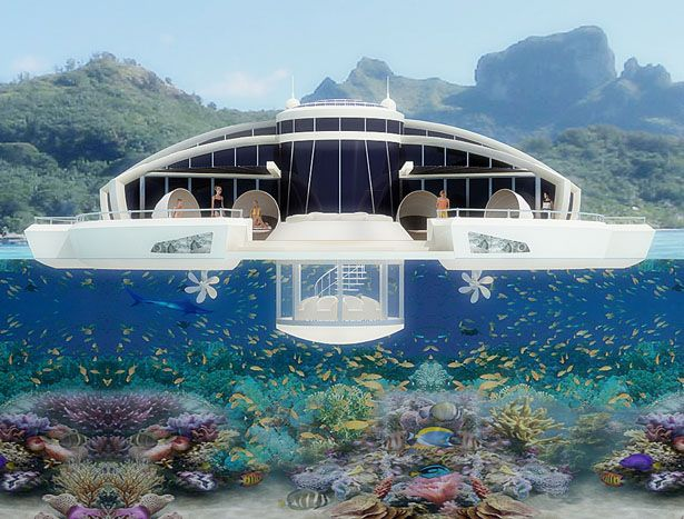 this would solve my problem of cleaning my salt water fish tank every weekend....