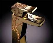 THIS FAUCET IS SO COOL!!!!! SWAROVSKI CRYSTAL!!!