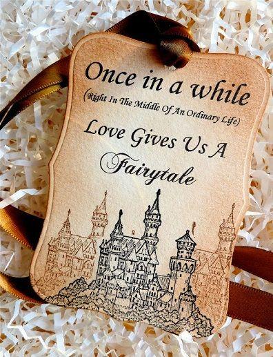 fairytale wedding invitation card ideas - Fairy Tale Wedding Invitations
