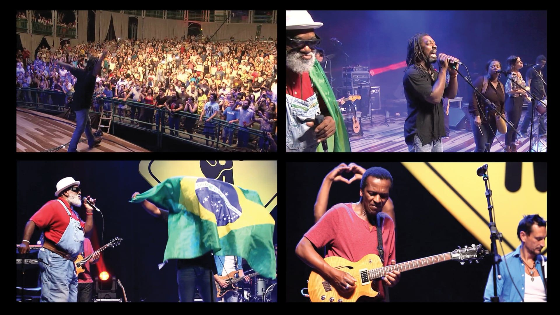 Stand By Me Pfc Band Live In Brazil Playing For Change Living In Brazil Stand By Me Music Tours