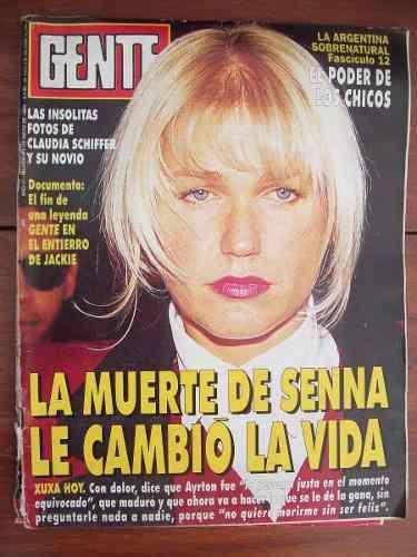 Resultado de imagem para xuxa na capa da revista  Argentina