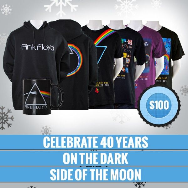 "Pink Floyd /""Dark Side of the Moon/"" football shirt-AMP-Officiel"