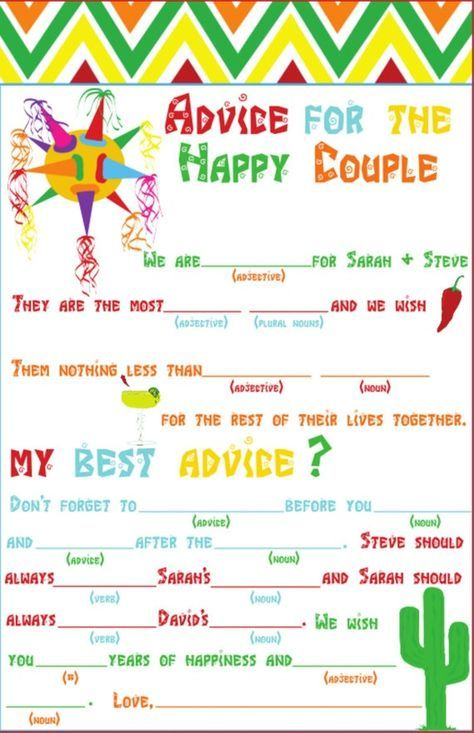 fiesta theme couples shower google search