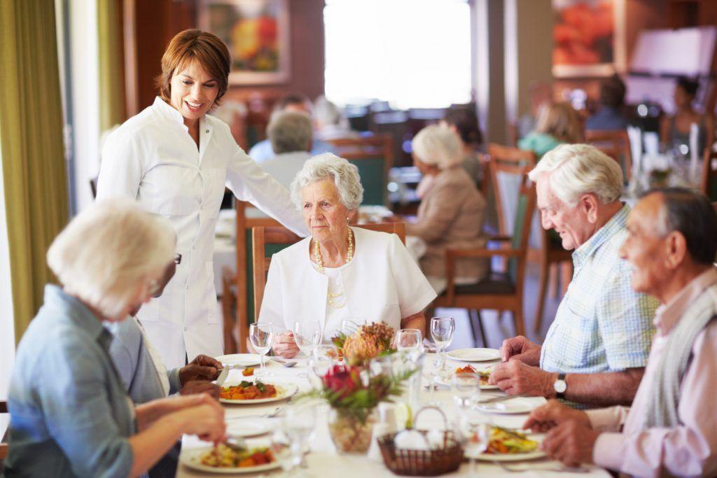 La Restauration Des Residences Services Pour Senior Senior Club