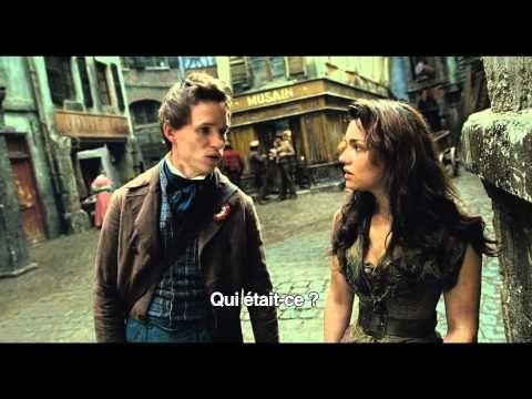 Les Misérables (2012) - Trailer