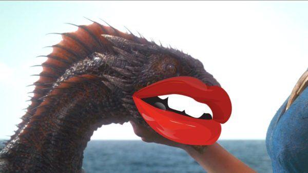 Lipsticks Of The Dragon
