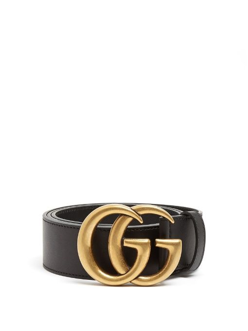 c4313e360 GUCCI Gg-Logo 4Cm Leather Belt. #gucci #belt | Gucci | Leather belts ...