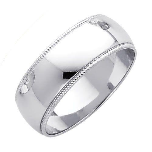 Leasebeauty Com Mens Wedding Rings Classic Wedding Rings Milgrain Wedding Bands