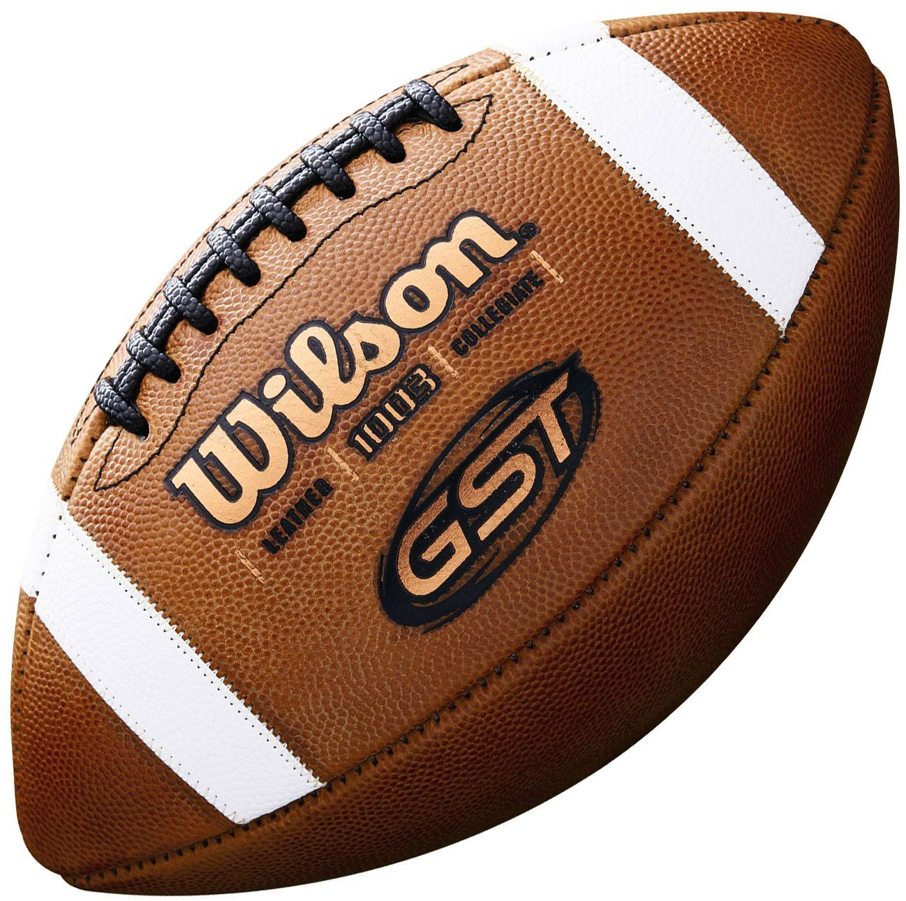 Wilson NCAA 1003 GST American Football Brown