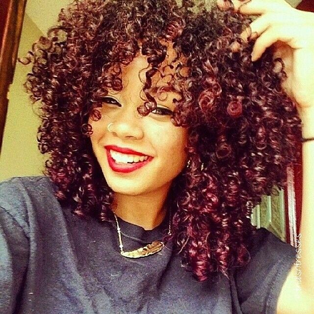 pin hair styles trialsntresses great hair curly hair 4125