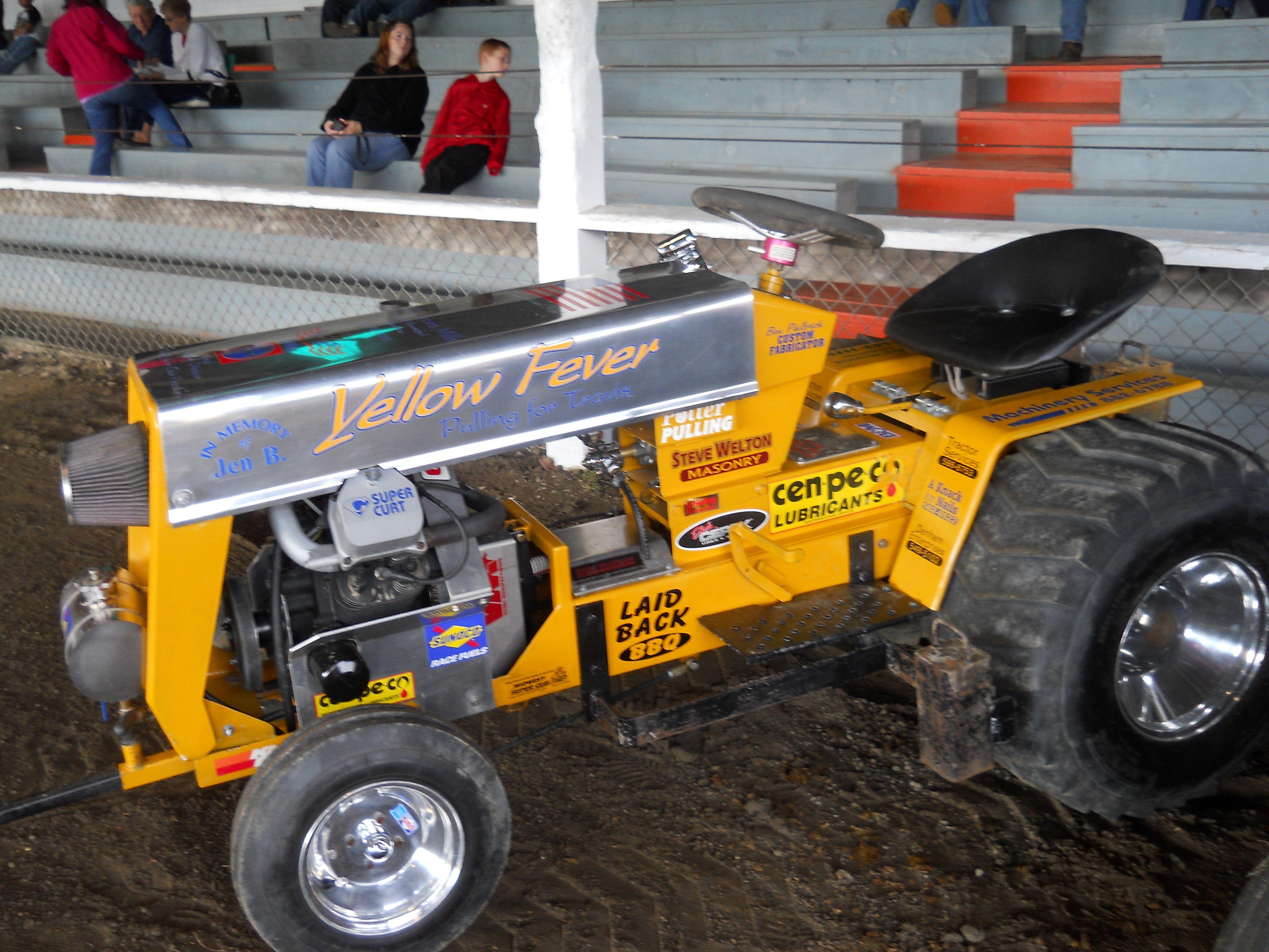 Pin by kaden dorn on pulling tracker | Best lawn tractor, Lawn mower