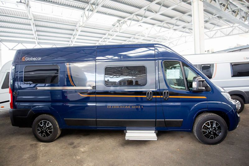 Nuevo Autocaravana Globecar D Line Globestar 600 L Kas 34 En Venta En Truck1 Id 3357913 Autocaravana Cerca De Bambú Modelo D