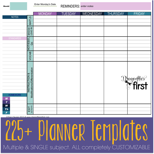 teacher planner the ultimate weekly and yearly digital planners faq planner template. Black Bedroom Furniture Sets. Home Design Ideas