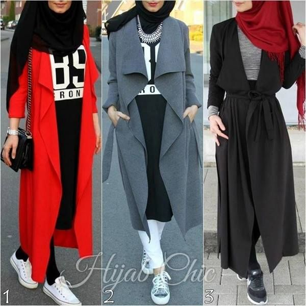 30 fabulous hijab winter outfits to copy now flip. Black Bedroom Furniture Sets. Home Design Ideas