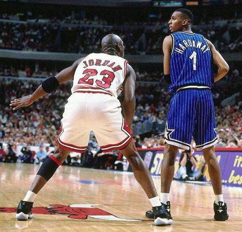 #MJ23 Guarding