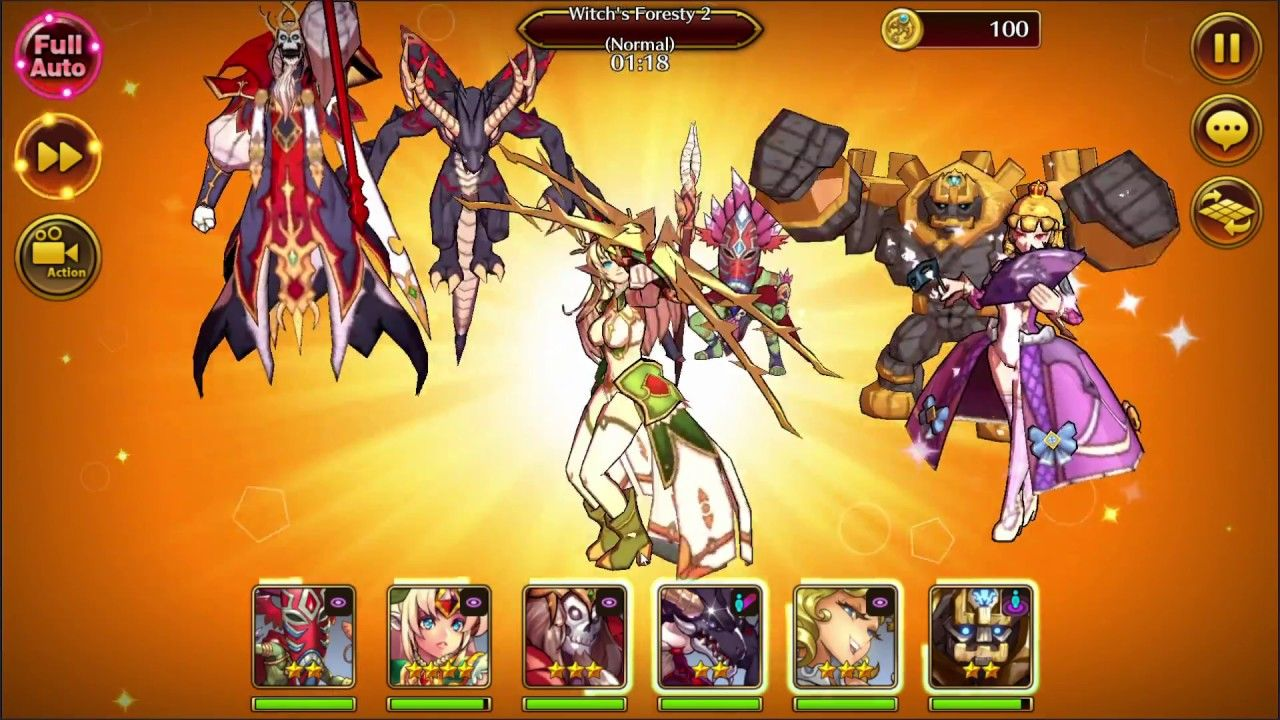 Granvilier NEW RPG GAMEplay 2 Granvilier is a Android