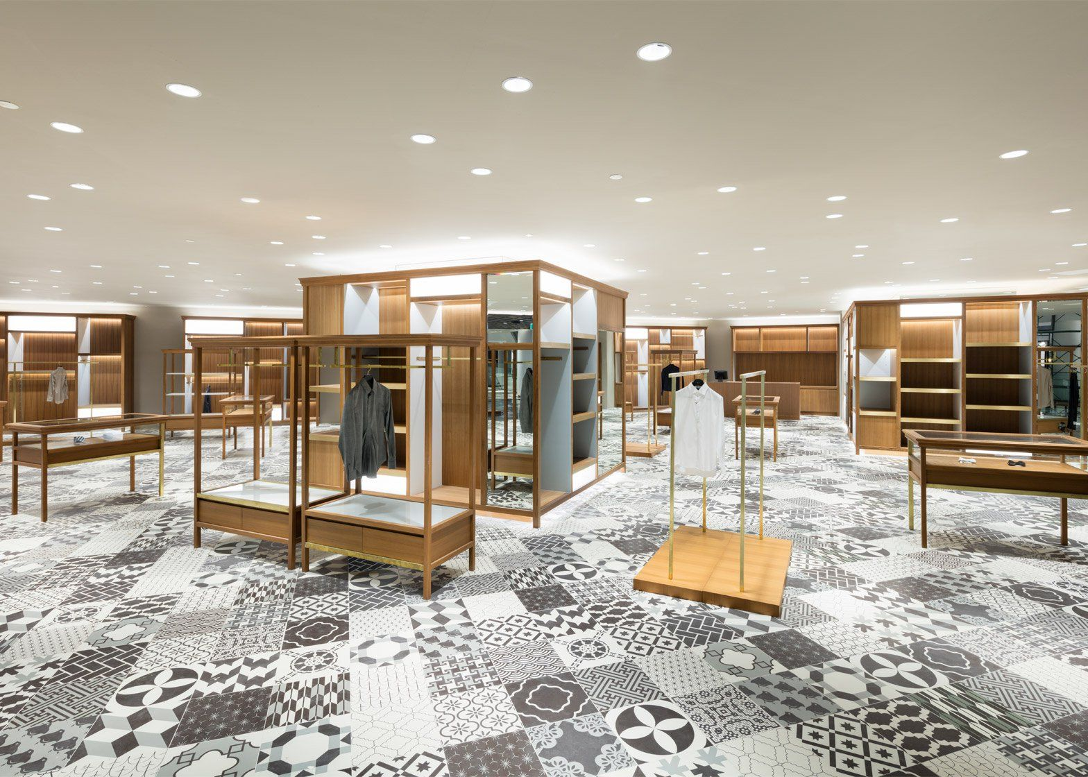 Nendo has transformed shopping space in Bangkok into Lifestyle Labs 17