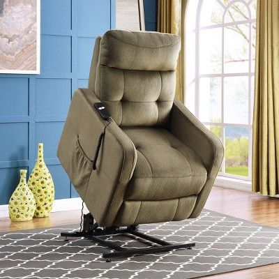 Brilliant Prolounger Rocker Recliner Chair Sage Handy Living Green Gmtry Best Dining Table And Chair Ideas Images Gmtryco