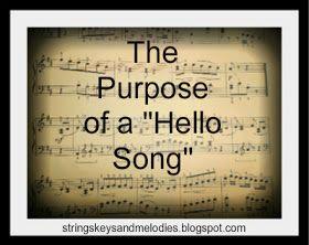 Hello songs greeting songs preschool names strings keys and hello songs greeting songs preschool names strings keys and melodies beginning music movement activities m4hsunfo