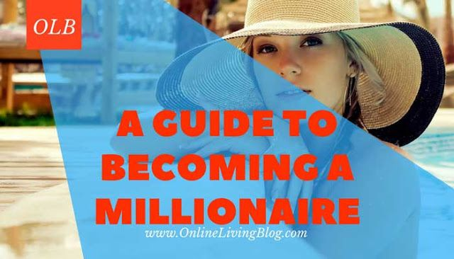 How To Get Rich Without Winning The Lottery A Guide To Becoming A Millionaire How To Get Rich How To Start A Blog Make Money Blogging