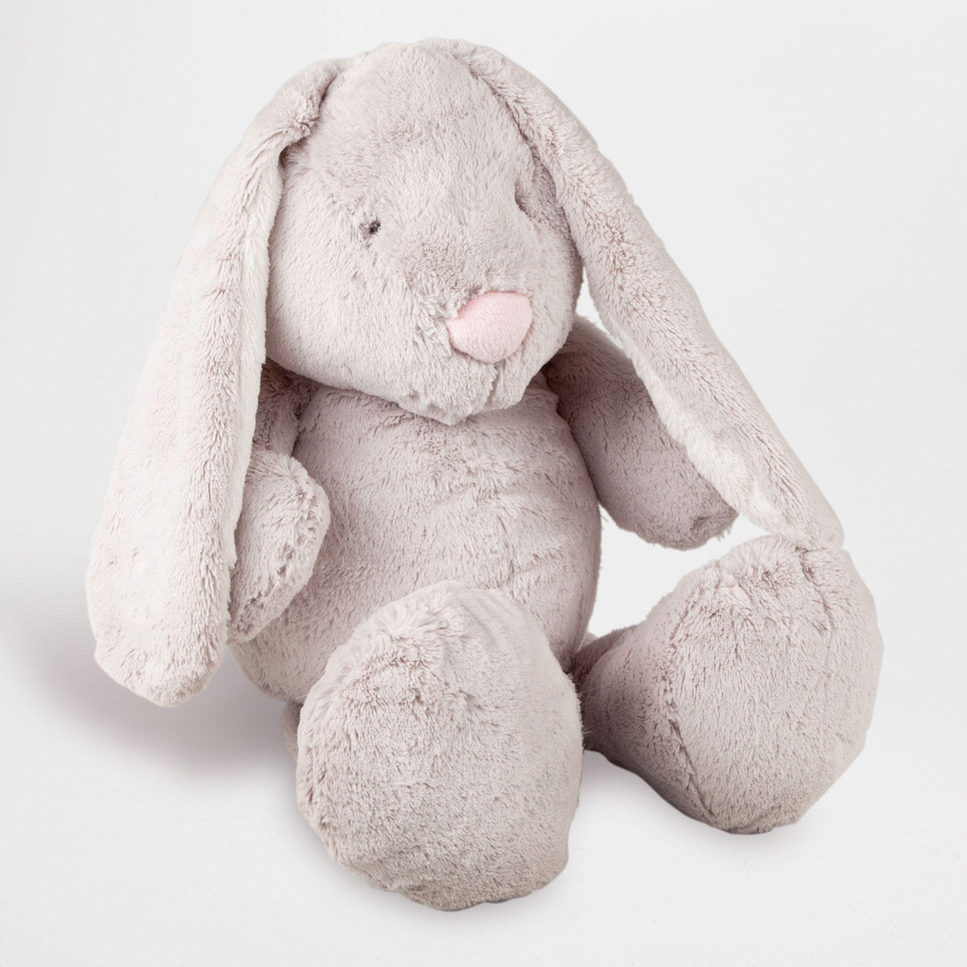 plüschtier kids conejo grande - spielzeuge und plüschtiere ... - Kinderzimmer Gestalten Wohnaccessoires Zara Home