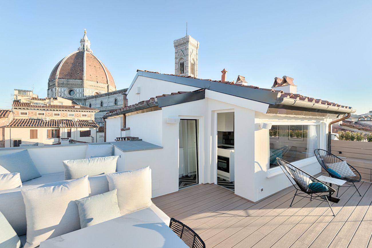 Déco Firma La Terrazza Con Vista Su Firenze Matrix4design
