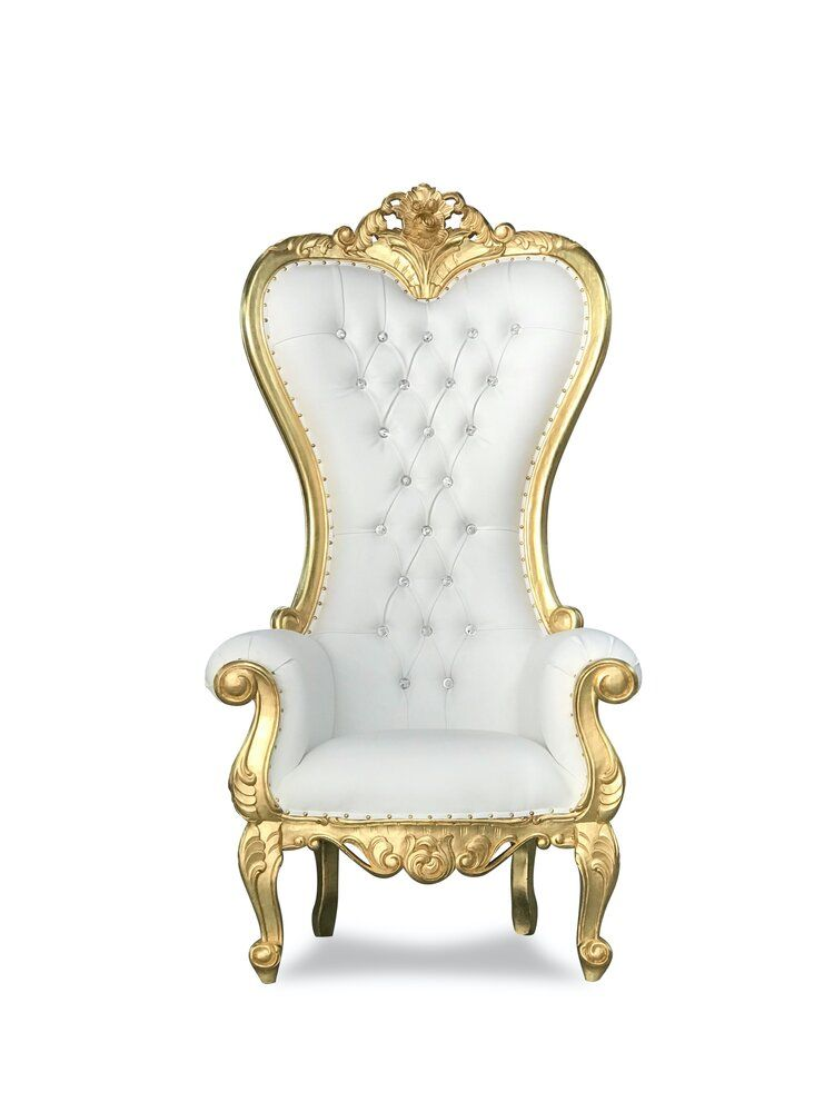 70 sidebourne t throne chairs goldblack chiseled