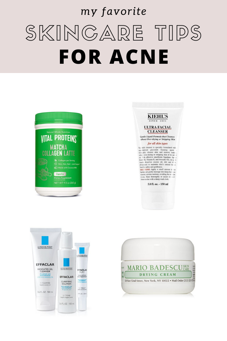 My Favorite Skincare Products Tips For Acne In 2020 Favorite Skincare Products Skin Cleanser Products Skin Care Routine Order