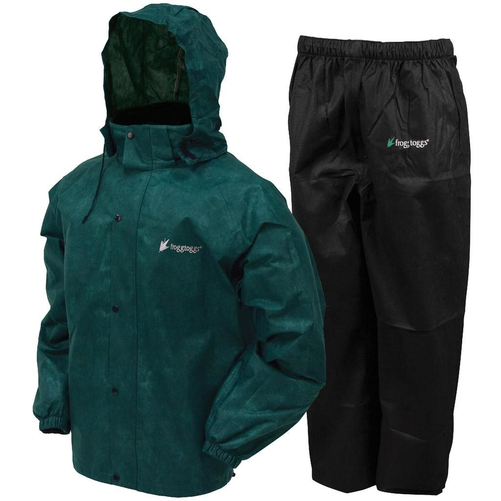 All Sport Rain Suit Dark Green, 3X Large | Outdoor outfit