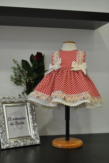 El armario de Lucía  DIVINO CHLOE. Vestido De Quadrilha Infantil, Vestido  Junino Infantil 9fceab9a24
