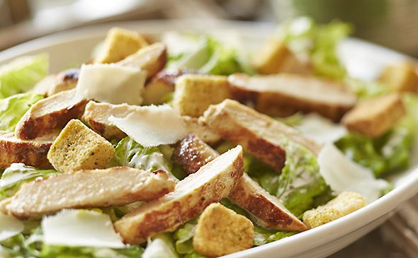 15 79 Grilled Chicken Caesar Salad