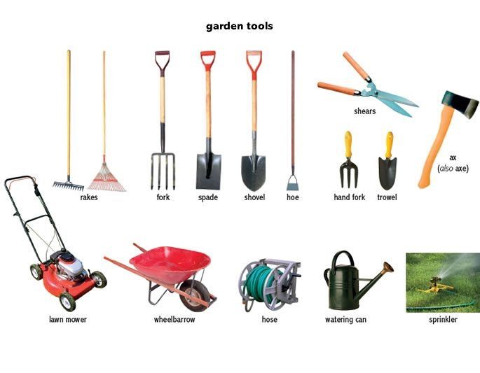 What Are Tools Used For Gardening