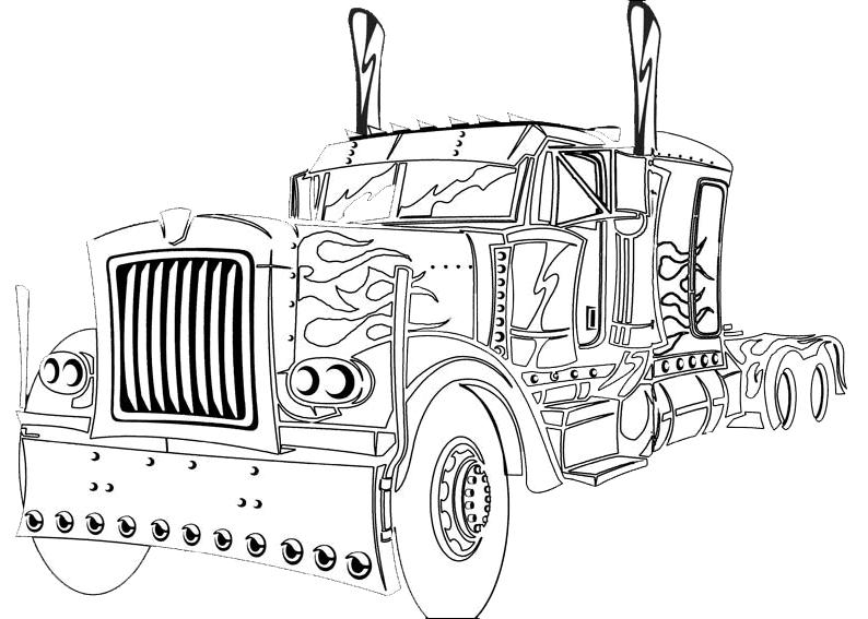 Transformers Truck Coloring Sketch Http Colorasketch Com Transformers Truck Coloring Sketch F Kostenlose Ausmalbilder Wenn Du Mal Buch Malvorlagen Fur Kinder
