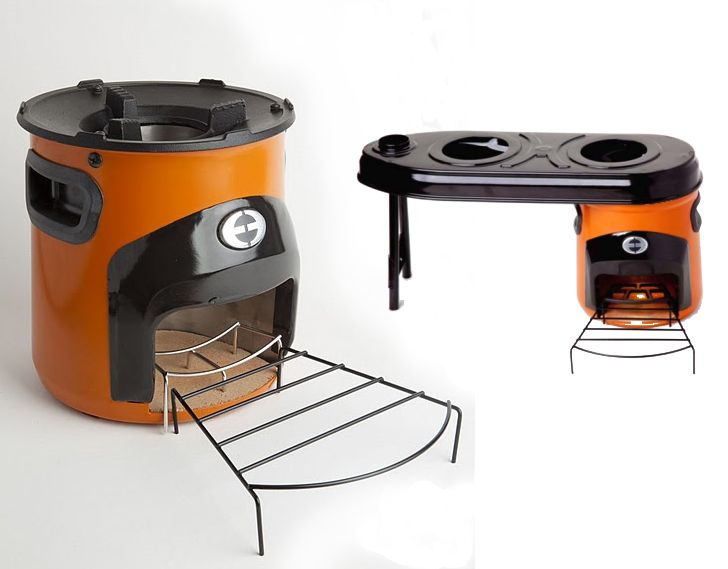 Four cooking stove designs that can save the world for Wood stove plans