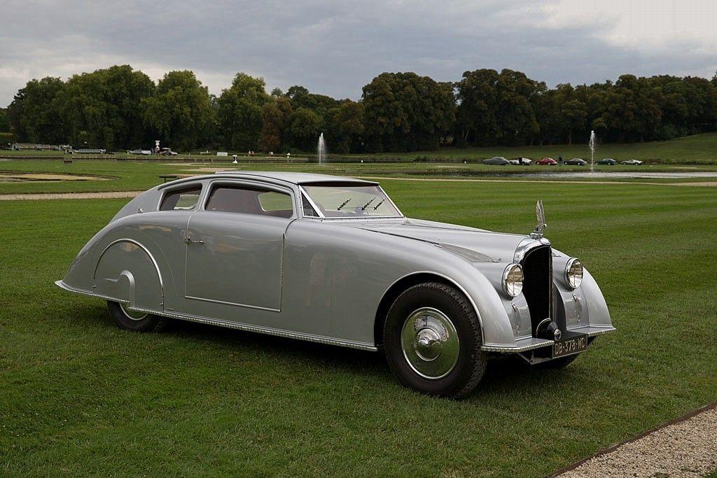 voitures de legende 578 voisin c28 aerosport 1935 art deco autos pinterest cars. Black Bedroom Furniture Sets. Home Design Ideas